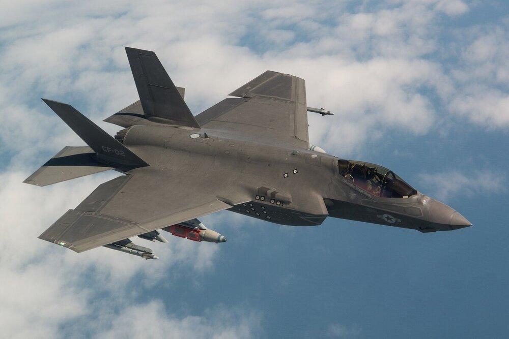 آمریکا هواپیماهای اف35 را هم از خاورمیانه خارج کرد